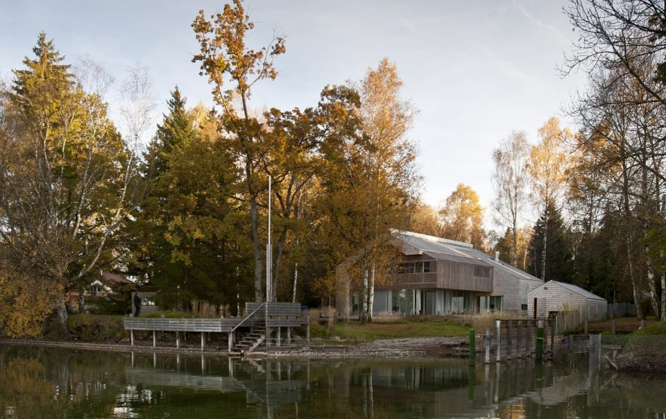 Sky-Frame Haus K Seeshaupt