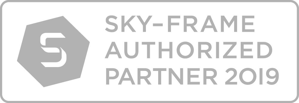Sky-Frame authorised partner