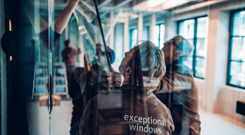 Teamwork Exceptional Windows